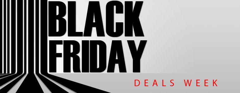 Flott Black Friday Deals Week | Project-Nerd RR-84