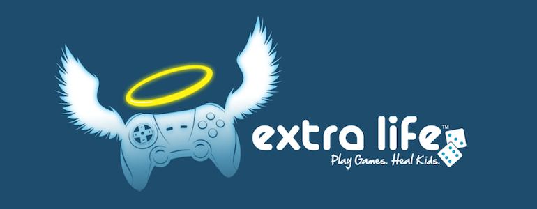 Project-Nerd's Gaming Marathon for Extra Life