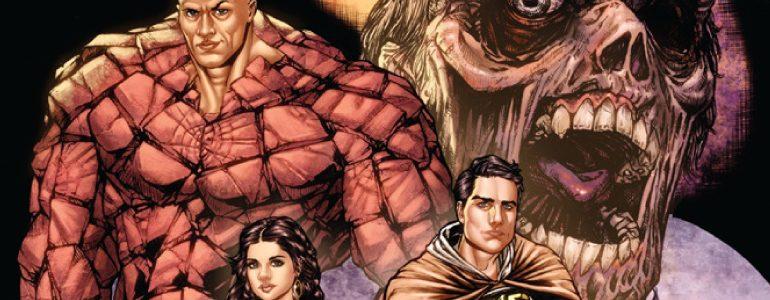 'Hollywood Zombie Apocaplypse #1' Comic Review