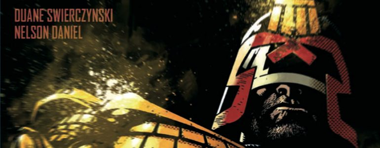 'Judge Dredd: City Limits' Comic Review