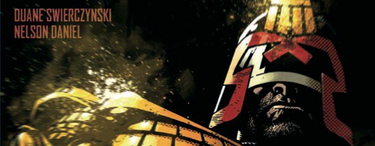 'Judge Dredd: City Limits' Comic Review