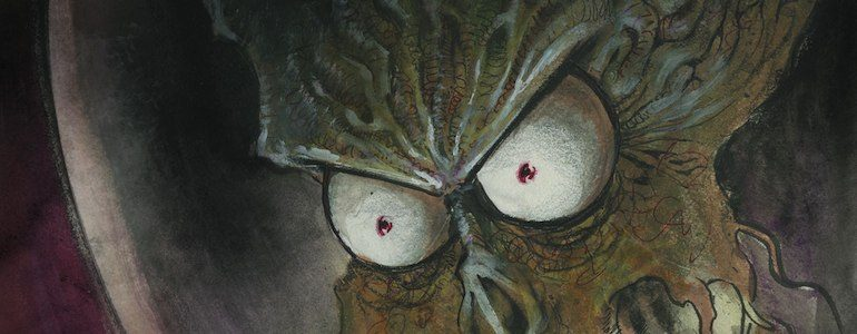 'Mars Attacks: First Born' Comic Review