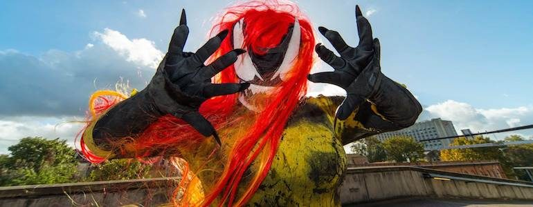 Marvel's Scream Cosplay Gallery
