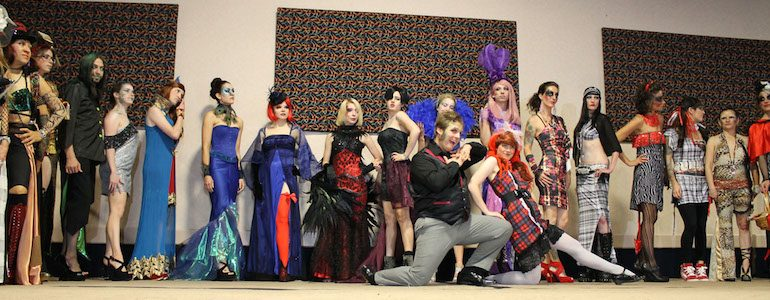 2014 Rocky Mountain Con: Fashion Show Gallery
