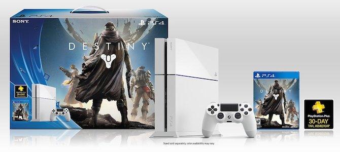 Ten Holiday Video Games Destiny PS4