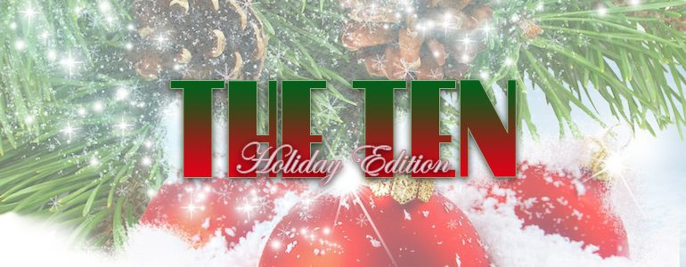 The Ten: Holiday Gifts for Gamers (2015)