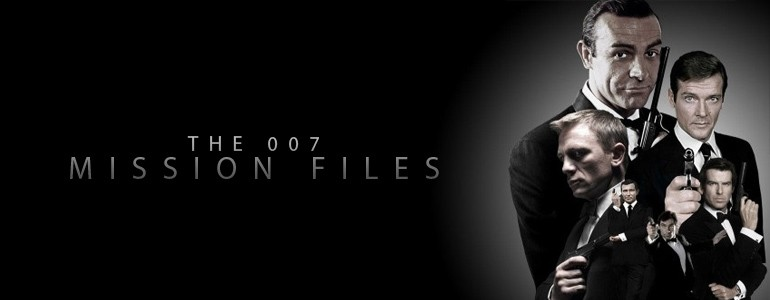 007 Mission Files: 'Quantum of Solace'