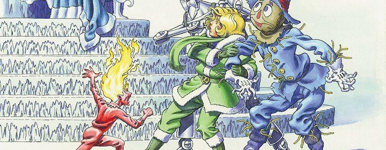'Little Adventures in Oz Vol. 1' Comic Review