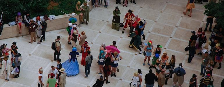 Anime Weekend Atlanta: A Hidden Gem on the Gulf Coast