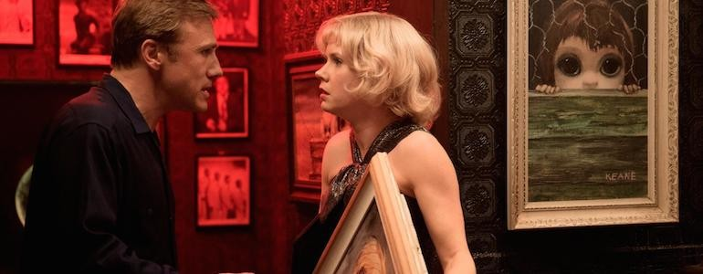 'Big Eyes' Blu-ray Review