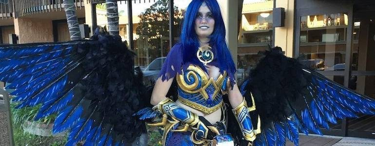 World of Warcraft Anzu Cosplay