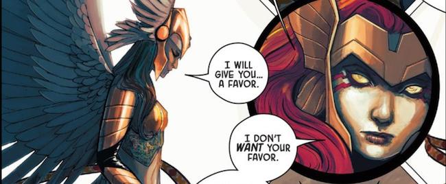 angela 2 comic review project nerd