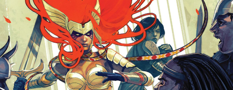 'Angela' #2 Comic Review