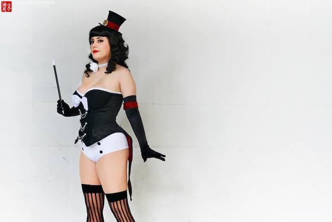 Awesome Possum Dark-Star DC Bombshells Collection Zatanna