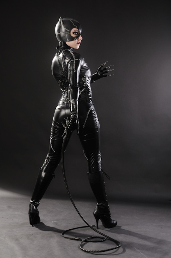 Catwoman batman returns cosplay project nerd