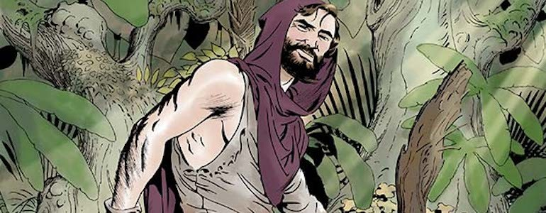 'Jungle Jim' #1 Comic Review