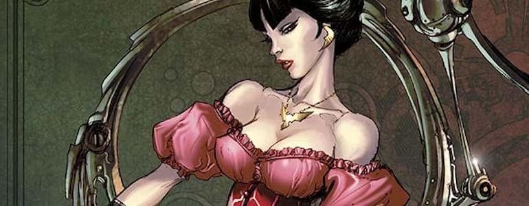 'Legenderry: Vampirella' #1 Comic Review