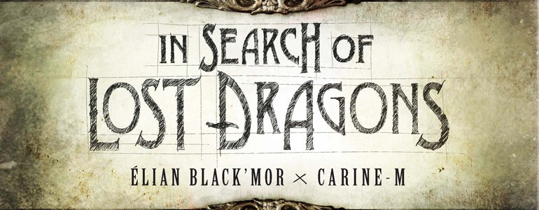 'In Search of Lost Dragons' Comic Review