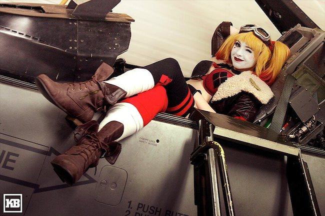 Mika Nicole DC Bombshells Collection Harley