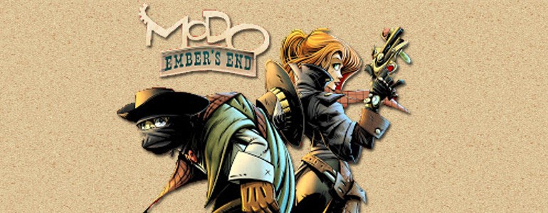 'Modo: Ember's End' Graphic Novel Review