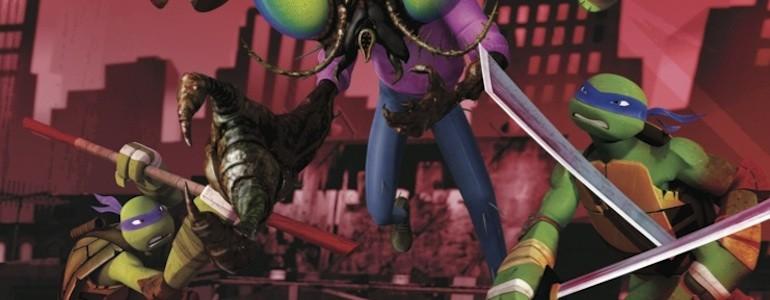 'Teenage Mutant Ninja Turtles Animated Vol. 5' Comic Review