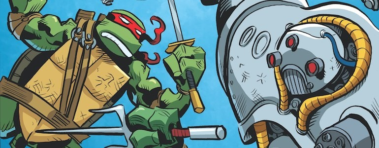 'Teenage Mutant Ninja Turtles: Classics Vol. 9' Comic Review