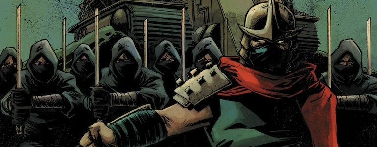 'Teenage Mutant Ninja Turtles: Vol. 10 – New Mutant Order' Comic Review