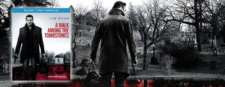 'A Walk Among the Tombstones' Blu-Ray Review