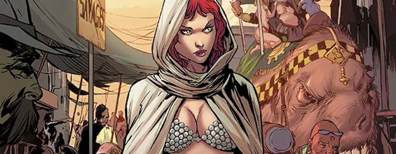 'Altered States: Red Sonja One-Shot' Comic Review