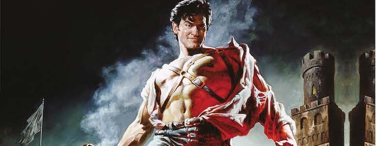 'The Art of Army of Darkness' Collection Review