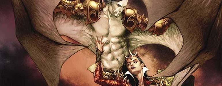 'Blood Queen vs. Dracula #1' Comic Review