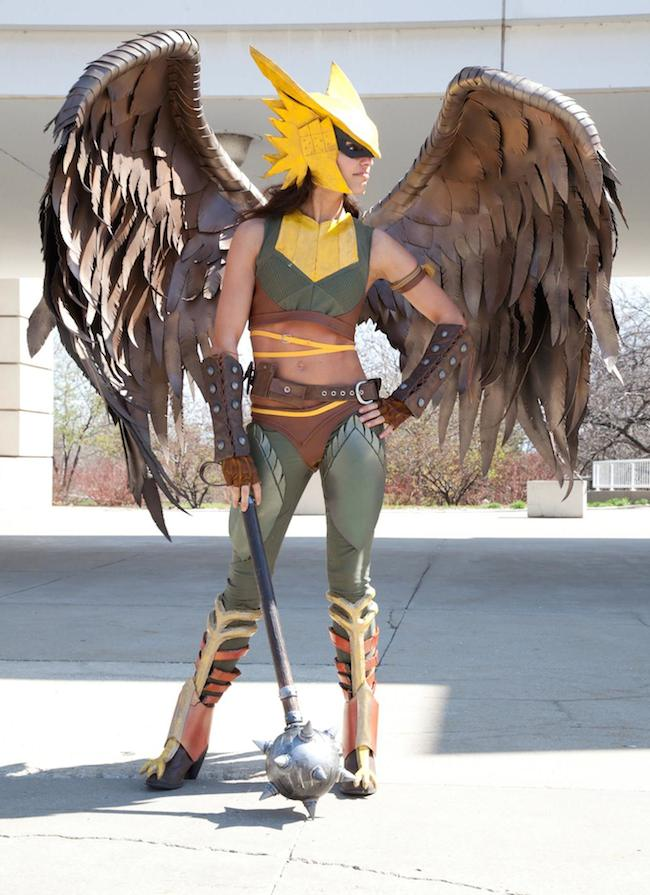 CosAwesome Hawkgirl Cosplay Collection