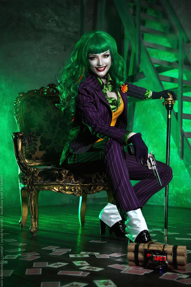 halloween costumes joker masquerade