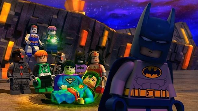 Justice League Lego Bizarro 1