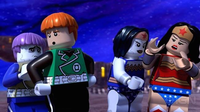 Justice League Lego Bizarro 2