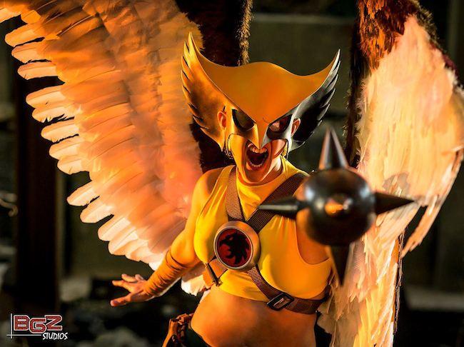 Kira Kouture Hawkgirl Cosplay Collection