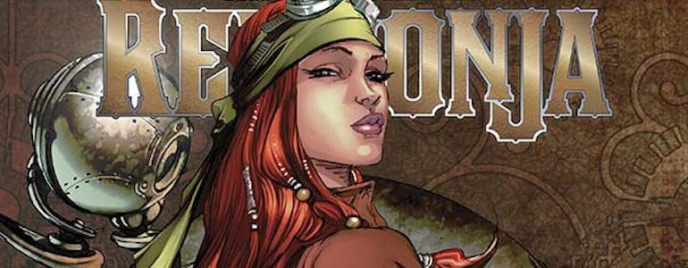 'Legenderry Red Sonja #1' Comic Review