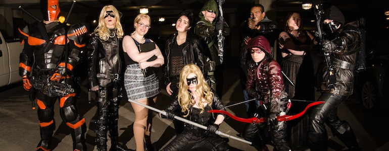 Amazing Arrow Cosplay Gallery