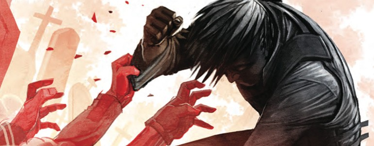 'Suicide Risk: Volume 4' Comic Review