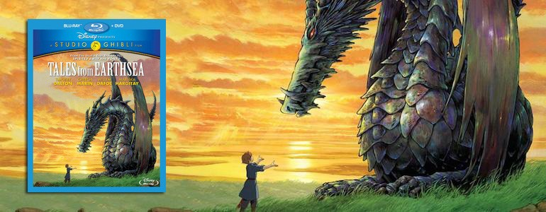 'Tales from Earthsea' Blu-ray Review