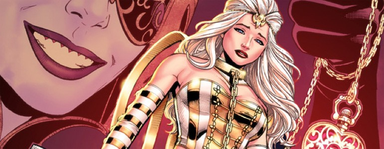 'White Queen: Age of Darkness' #1 Comic Review
