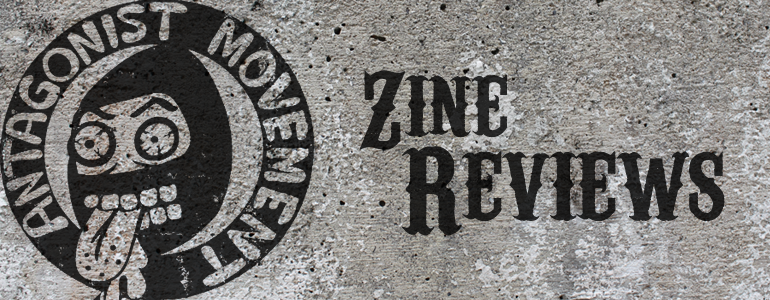 Zine Reviews: Volume 5 (Brooklyn Zine Fest Part 2)