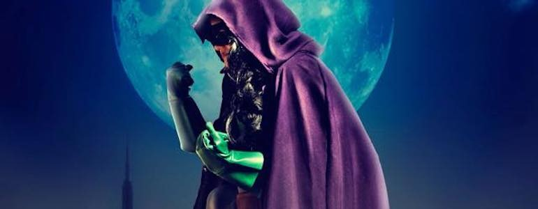 Mysterion (South Park) Cosplay