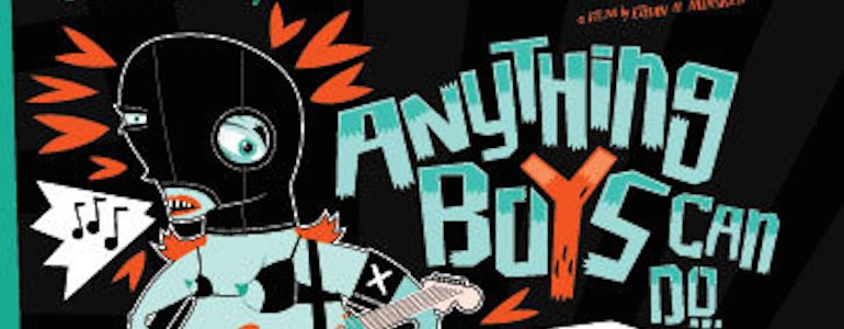 'Anything Boys Can Do…' DVD Review
