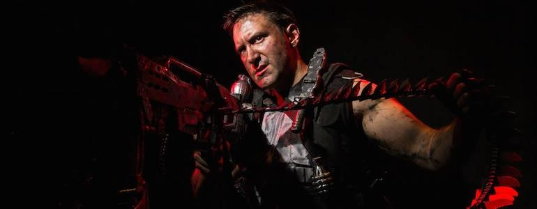 Awesome Punisher Cosplay