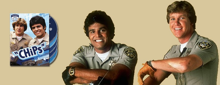 'CHiPs: Season 3' DVD Review