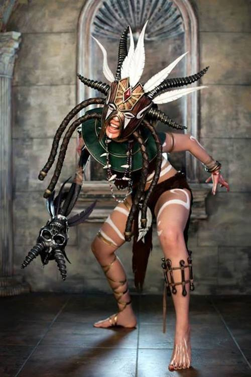 Witch Doctor (Diablo III) Cosplay - Project-Nerd