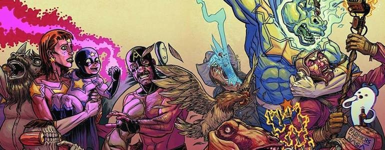 Interview with Ryan Browne (God Hates Astronauts)