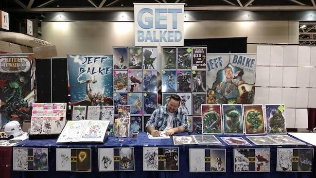Jeff Balke Interview 2015