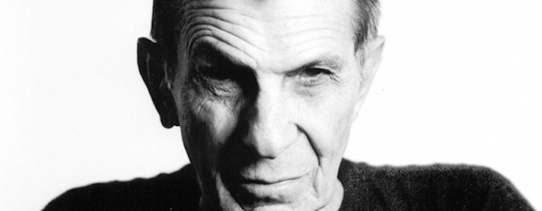 Leonard Nimoy: I Am Now & Always Shall Be Your Friend